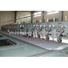 YHM615- + 15 (Flat + simple lentejuelas + chenille) Máquina de bordado
