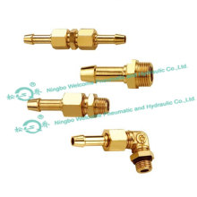 JWR Outside insert tube Fitting (BRASS)
