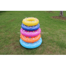 Promotional PVC Inflatable Swimming Rings W/ Logo
