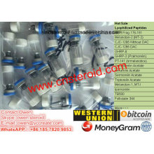 Cjc-1295 ЦАП Пептидных чистого сальто с крышки Cjc1295 США Швеция Великобритания