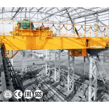 Double Crane Overhead Bridge Crane