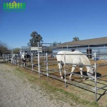 Panneau de clôture galvanisé pour animaux