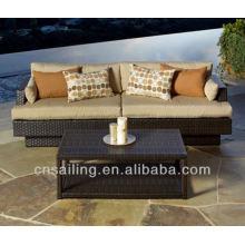 Горячая распродажа Outdoor All Weather кофейня наружная мебель