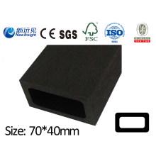 70X40mm Водонепроницаемый WPC Joist WPC Киль для настила полы Стеновая панель с SGS CE FSC ISO Композитный Вуд Джойст Киль Lhma065