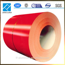 Hot Sale 3104 H14 Temper Color recubierto de bobina de aluminio en China