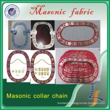 Masonic Symbols Chain Collar Without MOQ