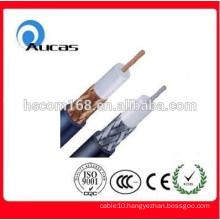 China factory CCTV CATV MATV coaxial cable RG6 copper wire cable