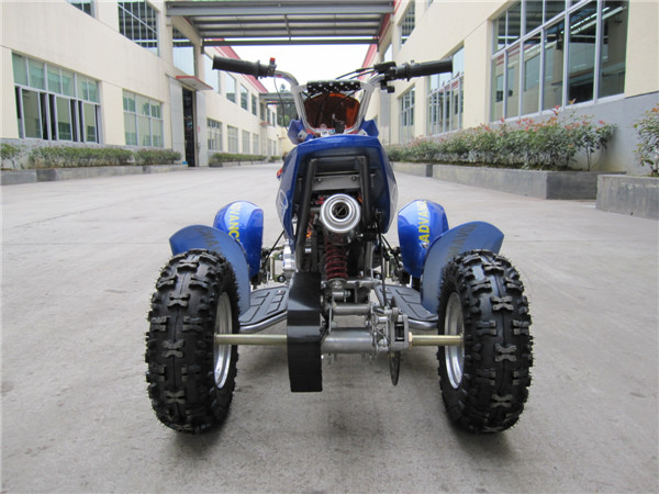 49 cc 2 Stroke Pull Start Kids Quad Bike