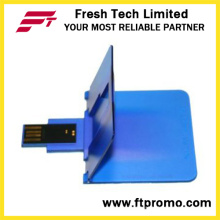 Рекламные кредитной карты стиль USB флэш-накопитель (D606)
