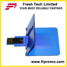 Cartão de crédito promocional estilo USB Flash Drive (D606)