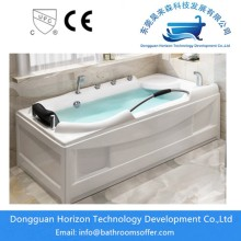 High Quality for Apron Bathtub,Single skirt tub,Double Apron Bathtub,Skirt tub,Freestanding Apron Bathtub,3 sides apron bathtub,single side apron tub Manufacturers and Suppliers in China Acrylic baths keep in the heat better supply to Russian Federation E