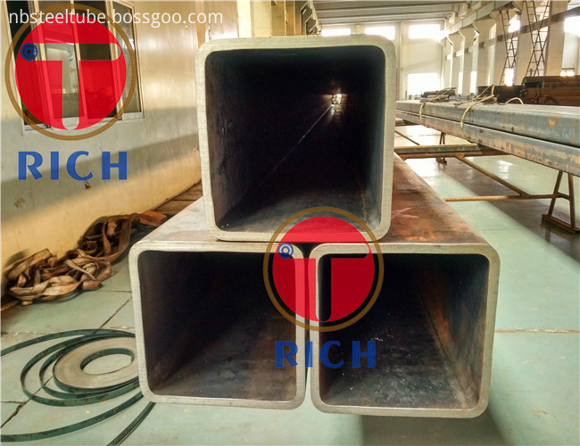 Cold Drawn Low Alloy Square/Rectangular Structural Pipe