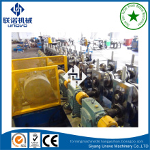 chinese manufactuer rollform downpipe molding machine
