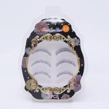 Оптовая цена 3 пар накладных ресниц синтетический волос полоска ресницы накладные ресницы для макияжа