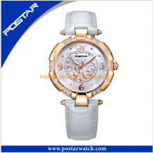High Quality Fashion Luxury Stainless Steel Diamond Wrist Watch