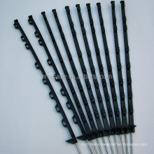 Electric Fence Plastic Post Supplier / Manufacture
