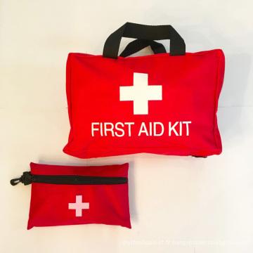 Survie en plein air kit de premiers secours de conversion de secours pour la voiture