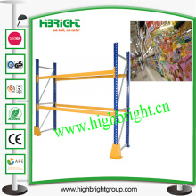 Heavy Duty Pallet Racking para Warehouse