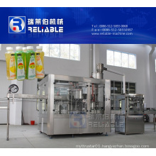 Moboblock Bottle Juice Beverage Filling Packaging Machinery