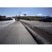Bitument Coated Fiberglass Geogrid Geocomposite