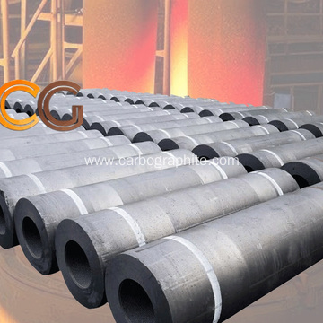 graphite electrodes with nipples for arc furnaces