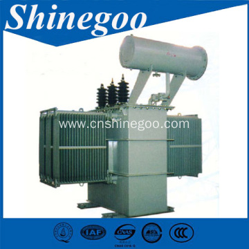 30mva 66kv 11/6.6 kv power transformer