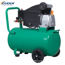 small electric driven piston type air compressor