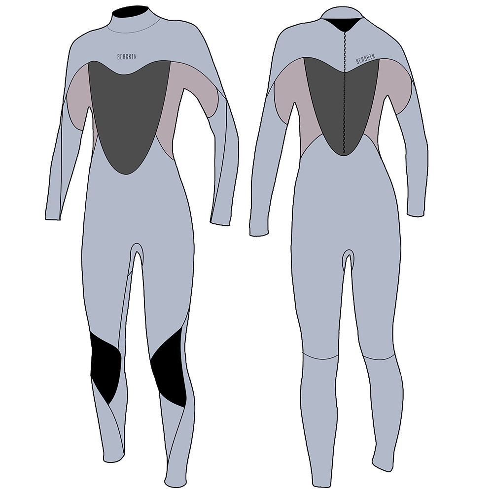 Lady Full suit Wetsuits