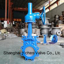 Bevel Gear Knife Gate Valve (YCPZ573)