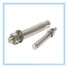 Stainless Steel Sleeve Enhanced Type Expansion Anchor Bolts