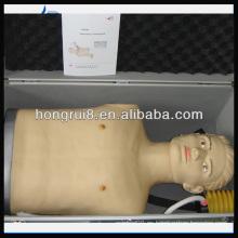 Simulador de Tratamiento de Pneumotórax Médico de Alta Calidad