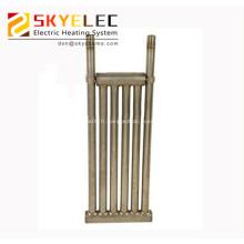 Serpentins de grille de chauffage et de refroidissement en métal