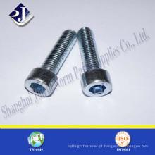 Fabricado na China preço do parafuso hexagonal hexadecimal e fino