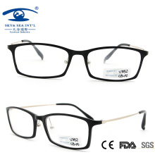 Factory Directly Sell Optical Eyeglasses Wenzhou Slim Temple Ultem Glasses Frame (UT052)
