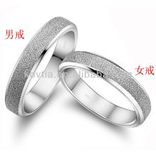 New arrival couple chunky 925 sterling silver wedding rings
