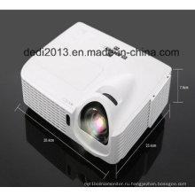 HDMI USB Mini / Micro / Pico / Pocket High Brightness Home Theater Cinema RGB 3LED Full HD 1080P Мультимедийный видео 3D DLP-проектор