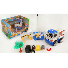 cartoon stunt rc toy car