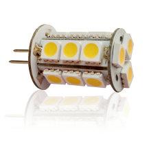 Iluminação exterior LED Bi-Pin Luz G4 em fixação fechada