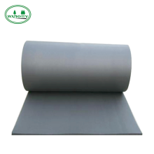 closed-cell thick flexible nbr rubber foam insulation sheet