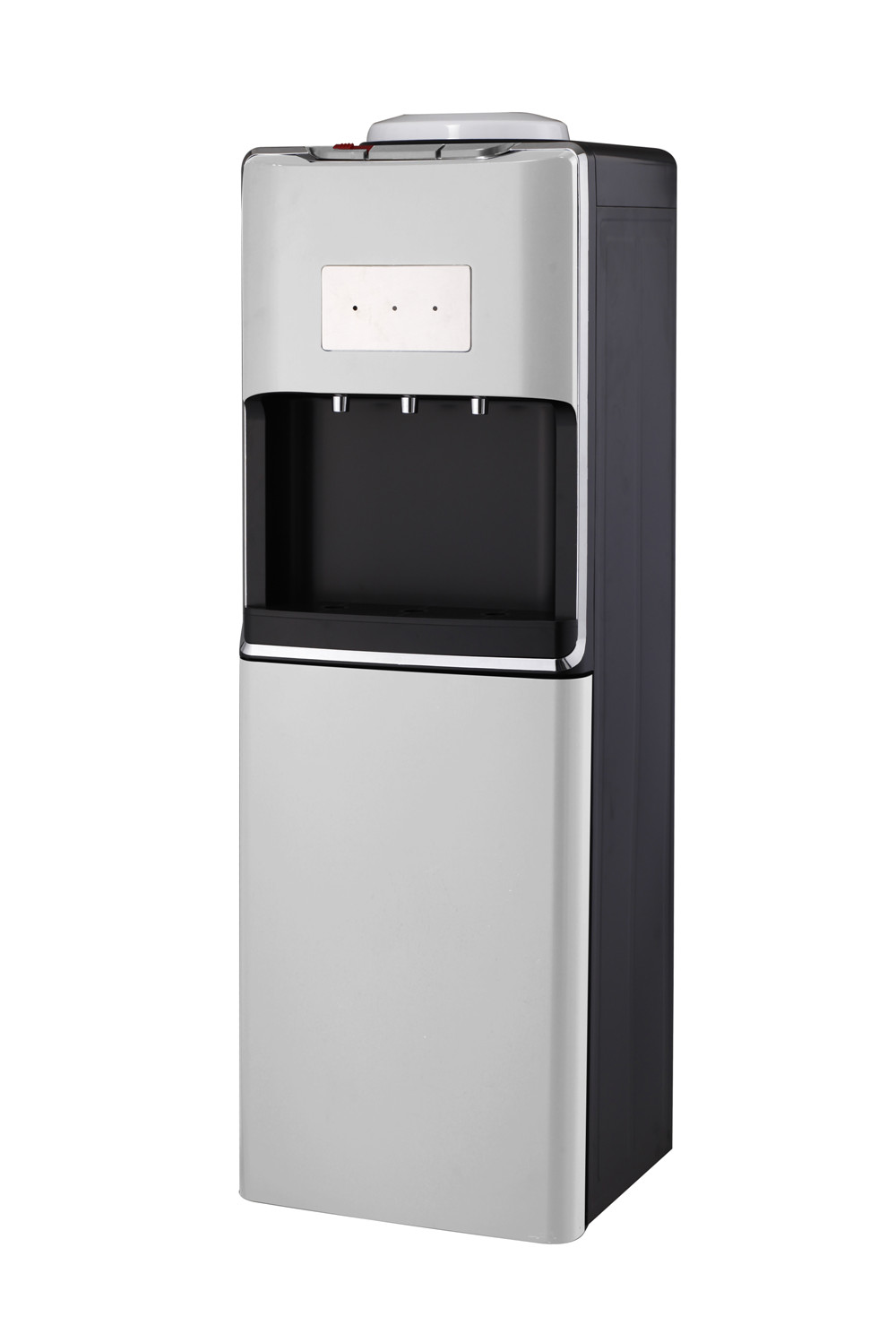 Water Dispenser With Storage Cabinet