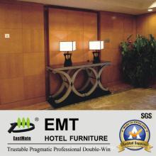 Mobília do hotel de classe alta Preço competitivo Mesa da consola do hotel (EMT-CA32)