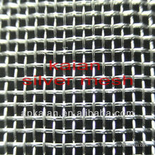 pure silver wire netting