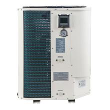 Тепловой насос водонагревателя источника воздуха для рекламы