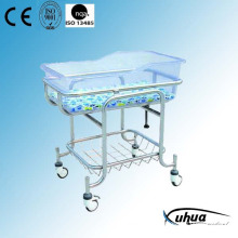 Baby Furniture, Stainless Steel Hospital Medical Infant Bed (D-4)