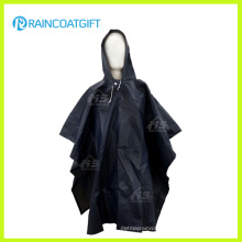 Full Color Imprint Adult PVC Rain Poncho Rvc-185