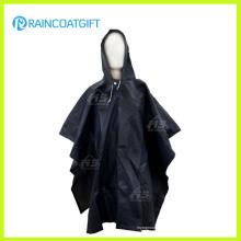 Farbenprint Adult PVC Regen Poncho Rvc-185