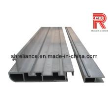 Perfiles de extrusión de aluminio / aluminio para el marco de publicidad al aire libre