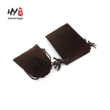 sacs de velours en vrac multifonction