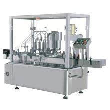 LTXG4/1 Automatic Oral Liquid Filling And Capping Machine