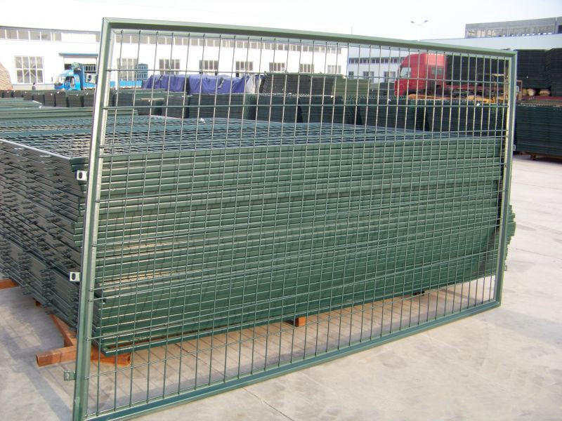 PVC Coated Garden Mesh Fence for house